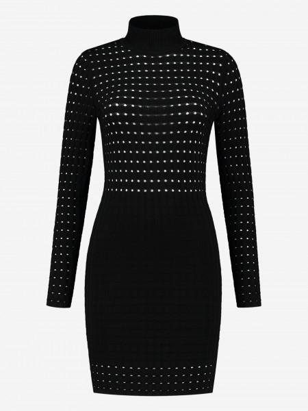 Semi transparent dress