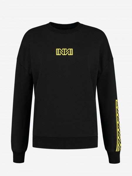 SWEATER WITH N LOGO