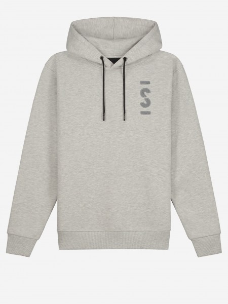 HOODIE WITH S LOGO