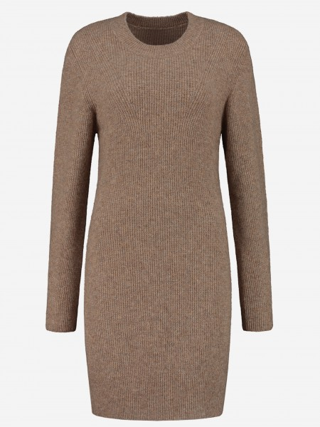 Fine knitted dress