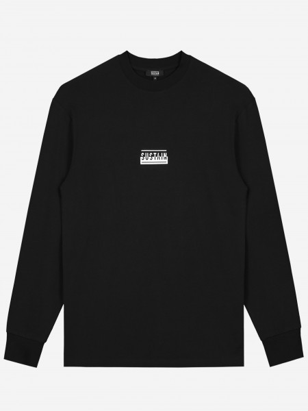 Longsleeve with SUSTAIN illustration