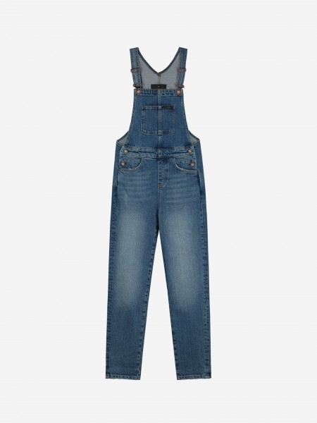 DUNGAREE WITH WASH