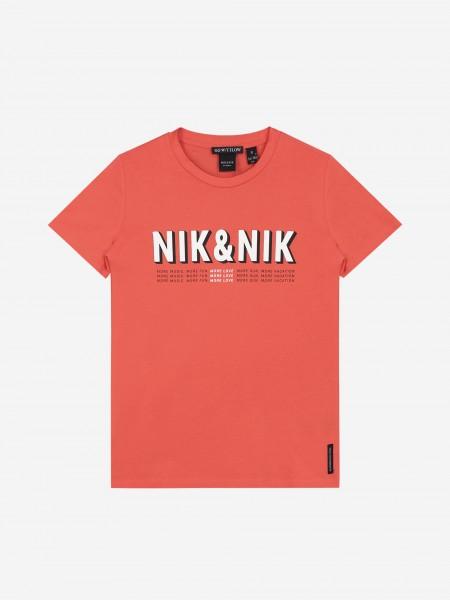 T-shirt with NIK&NIK artwork