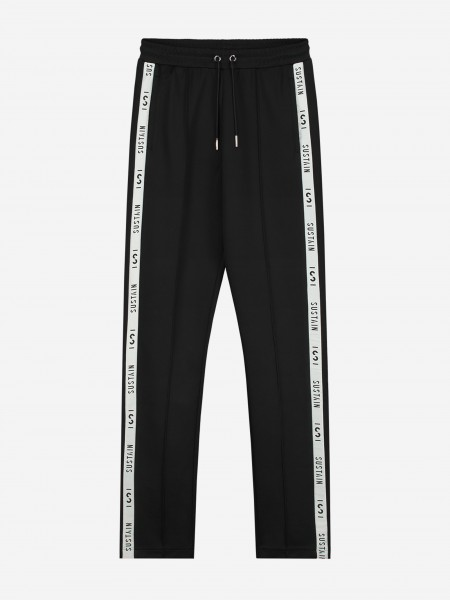 TRACK PANTS WITH SIDE STRIPE