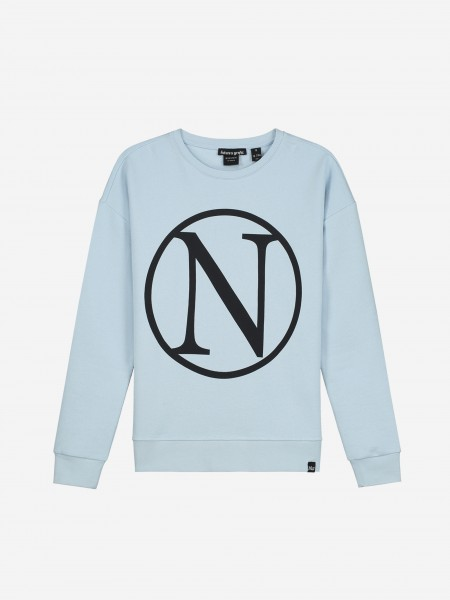SWEATER WITH N-LOGO