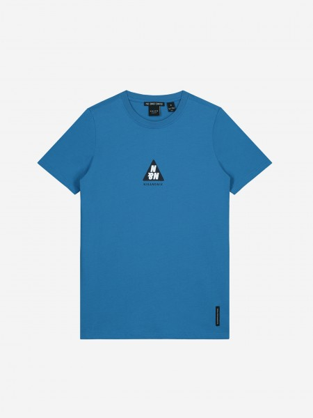T-shirt with small artwork