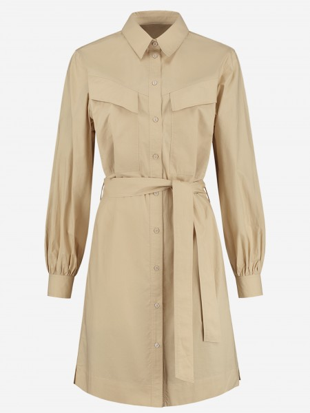 LOOSE FIT DRESS WITH BELT
