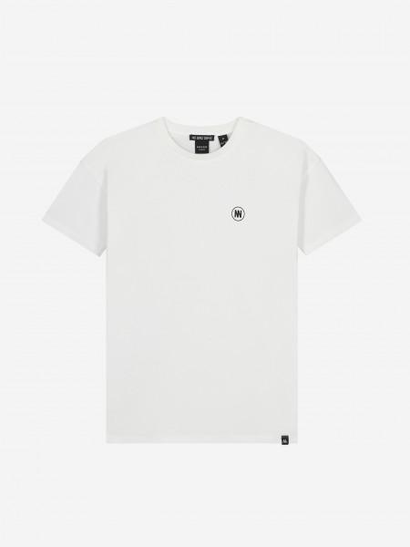 T-shirt with degrade artwork