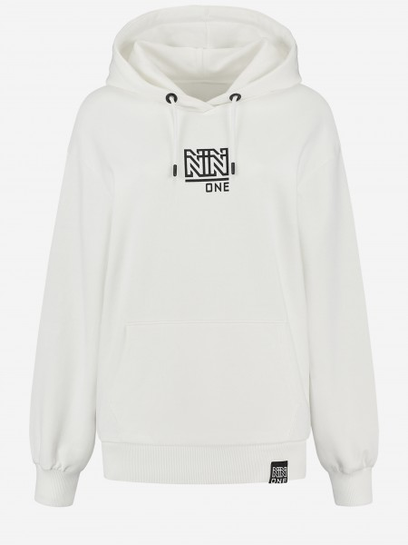 OVERSIZED HOODIE WITH ONE ARTWORK
