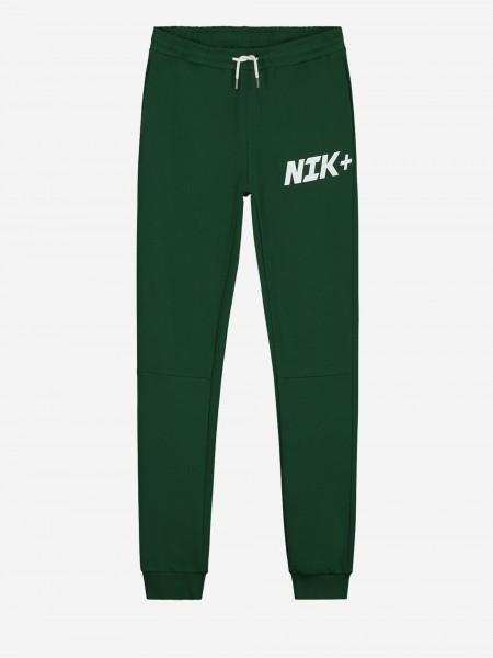 Sweatpants with NIK&NIK artwork
