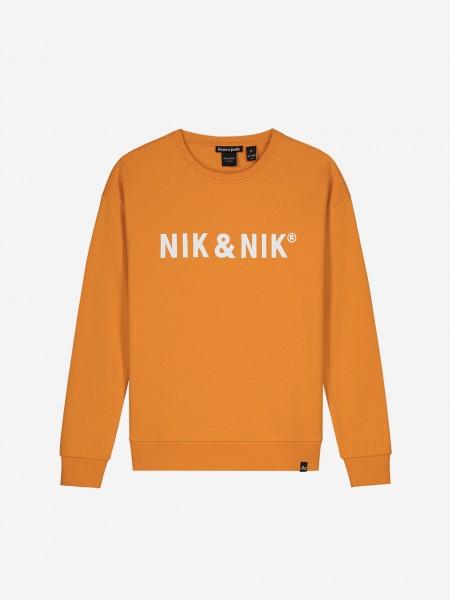 SWEATER WITH NIK&NIK LOGO