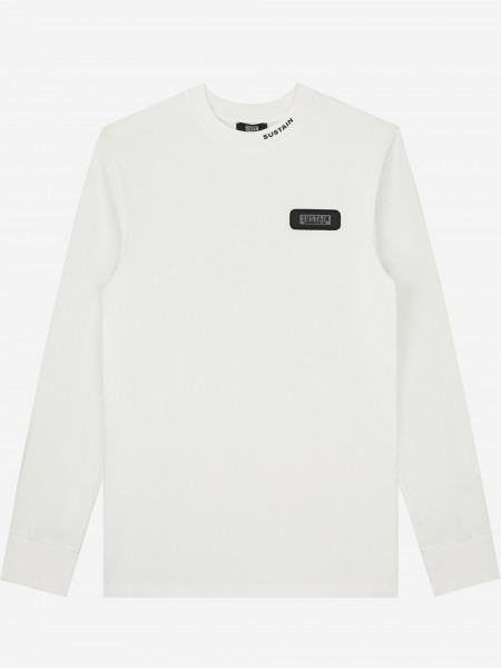 Longsleeve with rubber patch