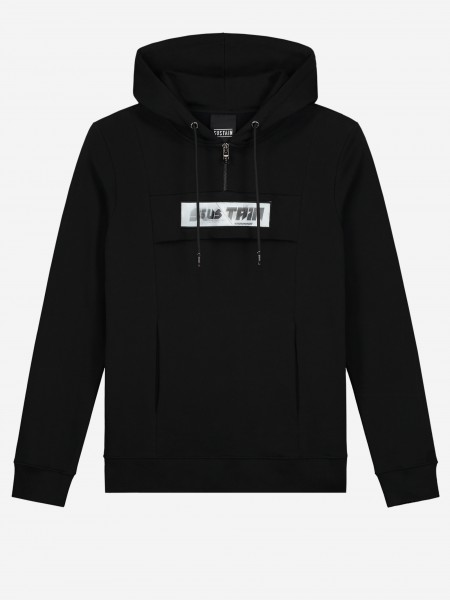 HOODIE WITH SUSTAIN LOGO