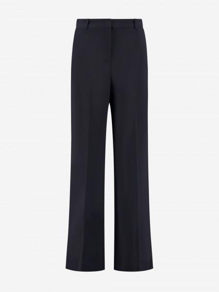 High Waist Pants with Wide Leg
