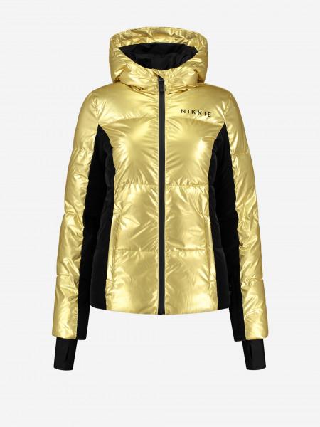 Golden Ski Jacket