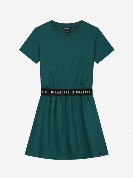 DRESS WITH NIKANDNIK LOGOS