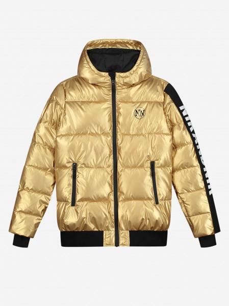 Ski jacket with NIK&NIK logo sleeve