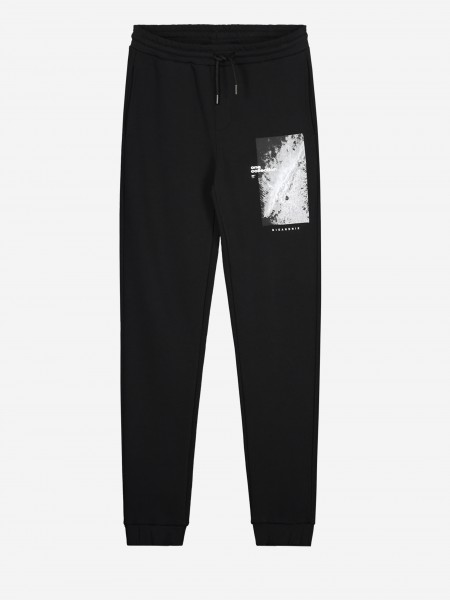 SWEATPANTS WITH ARTWORK