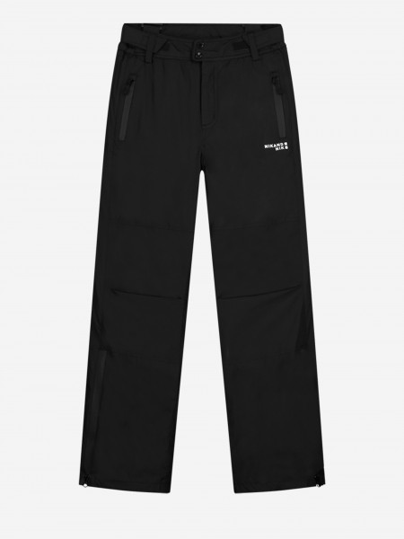 Black ski pants with NIK&NIK suspenders